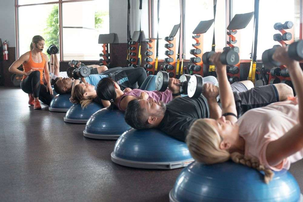 Orangetheory Fitness - gym  | Photo 4 of 10 | Address: 240 N Denton Tap Rd #440, Coppell, TX 75019, USA | Phone: (214) 300-9983