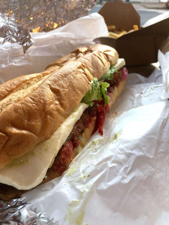 Mordi's Sandwich Shop - restaurant    Photo 9 of 10   Address: 320 Communipaw Ave, Jersey City, NJ 07304, USA   Phone: (551) 697-4805