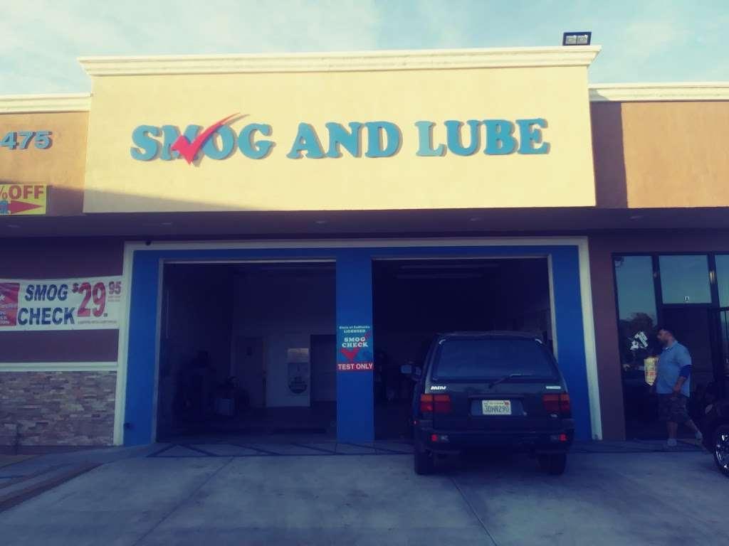 Smog And Lube - car repair  | Photo 3 of 10 | Address: 1475 E Palmdale Blvd Unit A, Palmdale, CA 93550, USA | Phone: (661) 274-4224