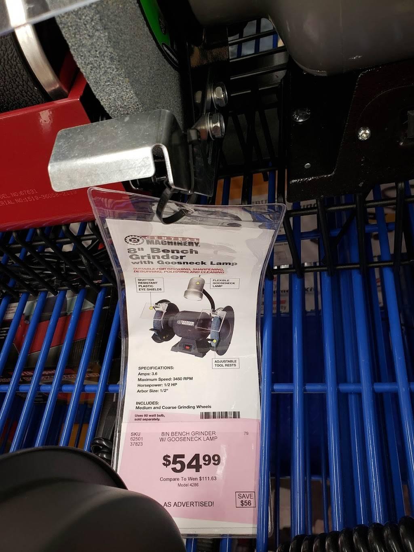 Harbor Freight Tools - hardware store  | Photo 5 of 5 | Address: 221 E Interstate 240 Service Rd, Oklahoma City, OK 73149, USA | Phone: (405) 297-4940