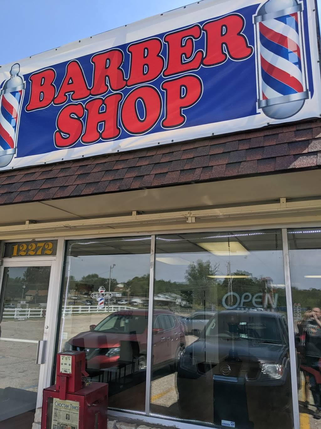The After Hour Barbershop - hair care  | Photo 4 of 9 | Address: 12272 NE 23rd St, Choctaw, OK 73020, USA | Phone: (405) 339-1440