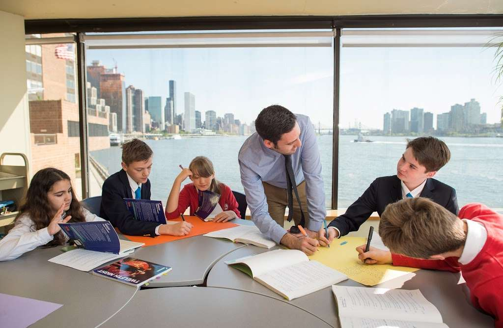 The British International School of New York - school  | Photo 3 of 10 | Address: 20 Waterside Plaza, New York, NY 10010, USA | Phone: (212) 481-2700