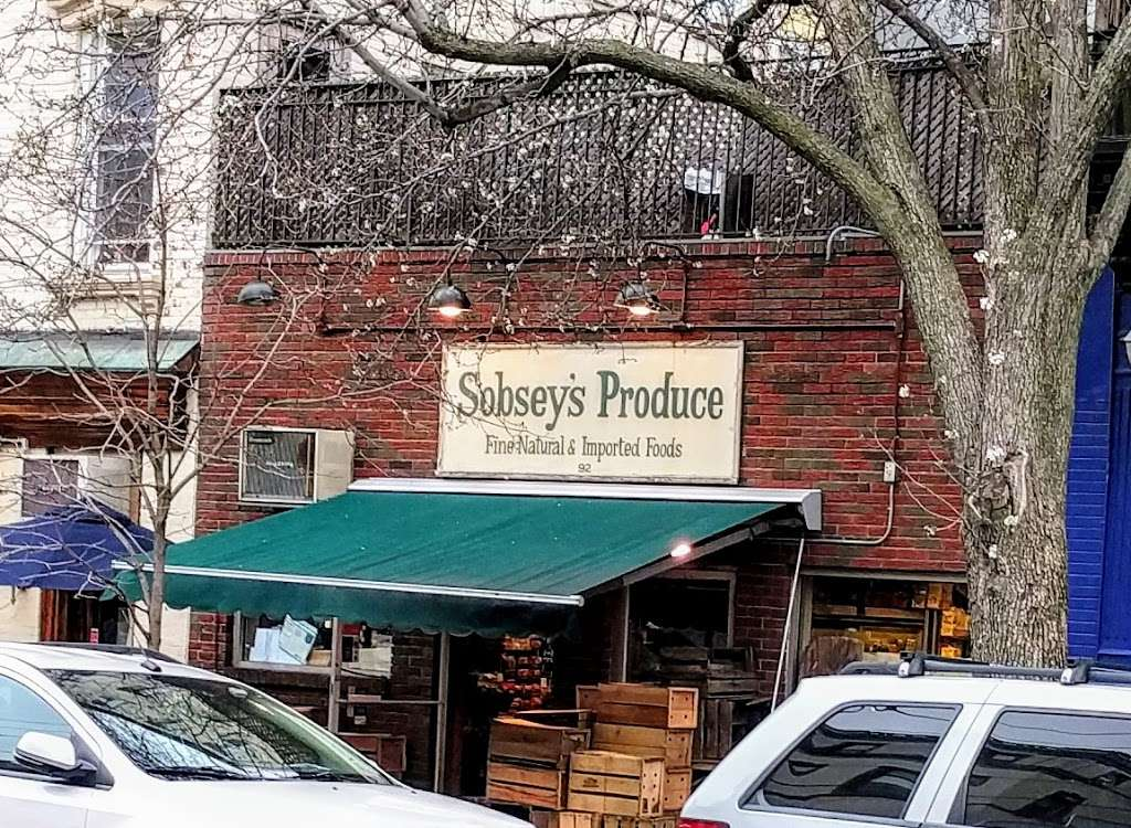 Sobseys Produce - cafe  | Photo 3 of 10 | Address: 92 Bloomfield St, Hoboken, NJ 07030, USA | Phone: (201) 795-9398