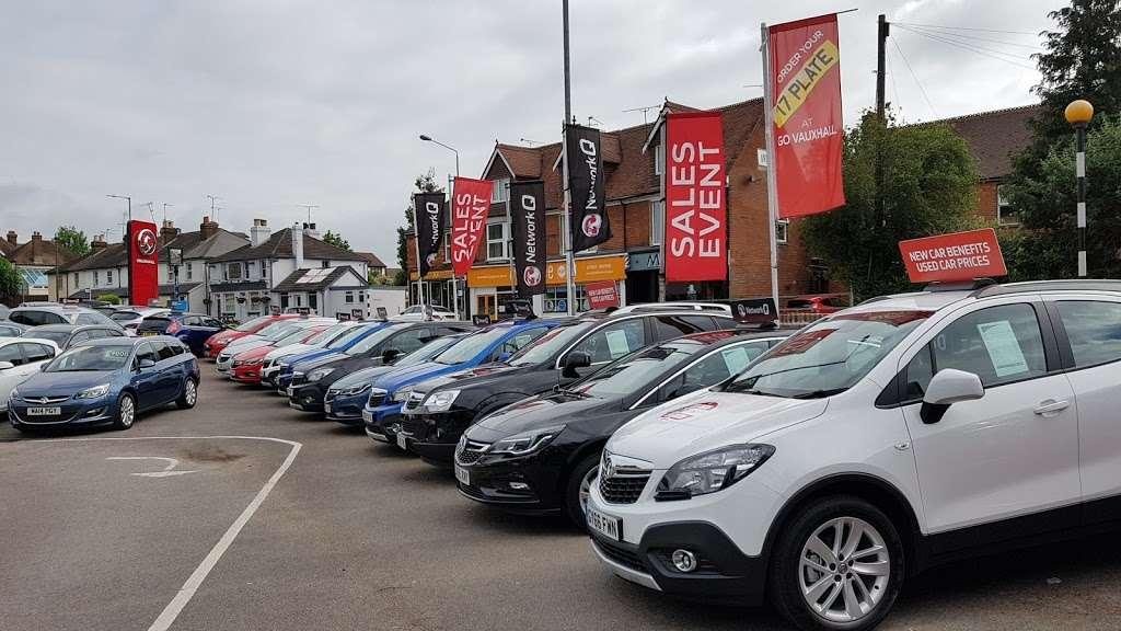 GO Vauxhall Sevenoaks - car dealer  | Photo 8 of 10 | Address: Mill Rd, Dunton Green, Sevenoaks TN13 2UZ, UK | Phone: 01732 449947
