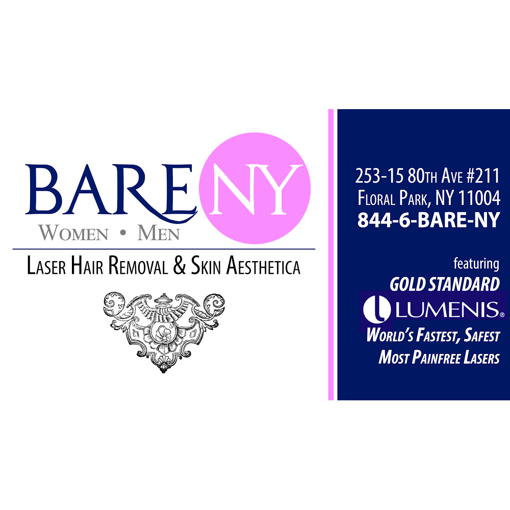 BARE NY Laser Hair Removal & Aesthetics - hair care  | Photo 9 of 10 | Address: 253-15 80th Ave Suite 211, Queens, NY 11004, USA | Phone: (844) 622-7369