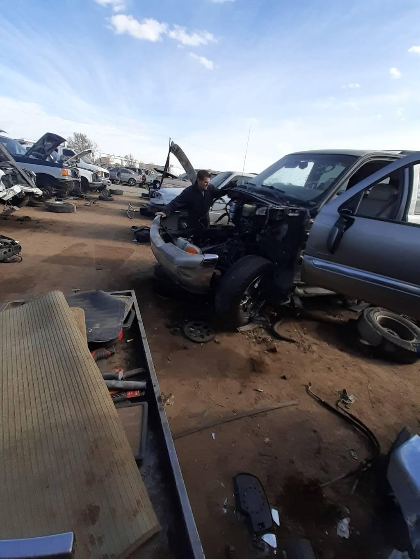 U-Pull-&-Pay - car repair  | Photo 7 of 10 | Address: 3745 S U.S. Hwy 85 87, Colorado Springs, CO 80906, USA | Phone: (719) 392-5900