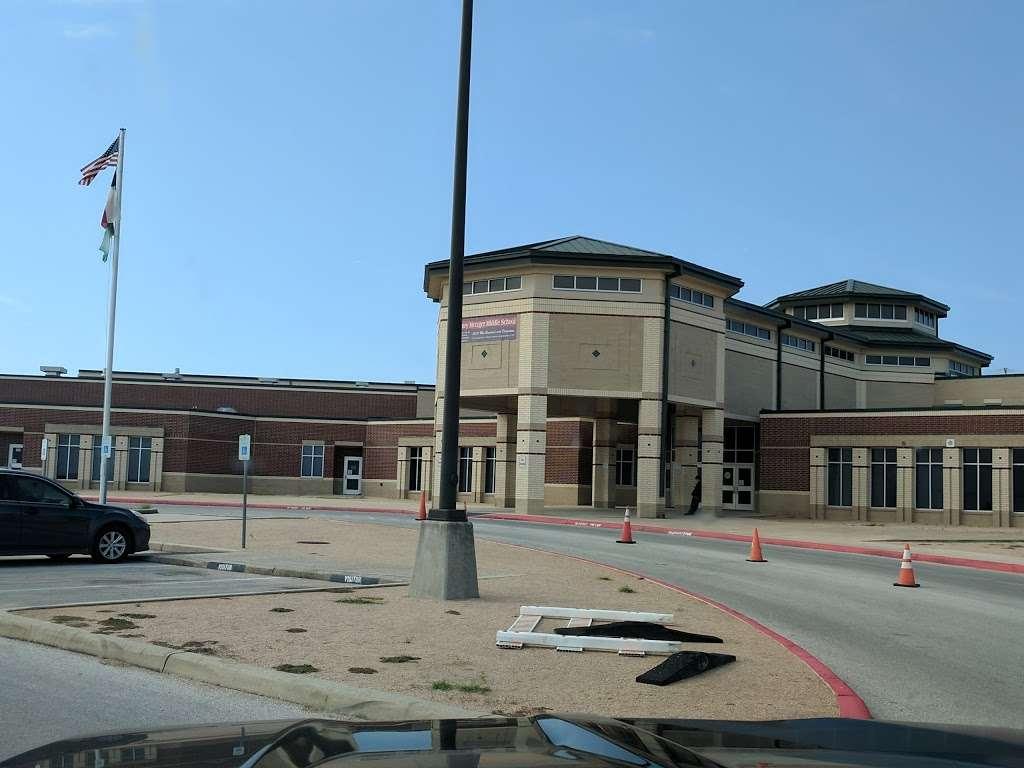 Henry Metzger Middle School - school  | Photo 1 of 3 | Address: 7475 Binz-Engleman Rd, San Antonio, TX 78244, USA | Phone: (210) 662-2210