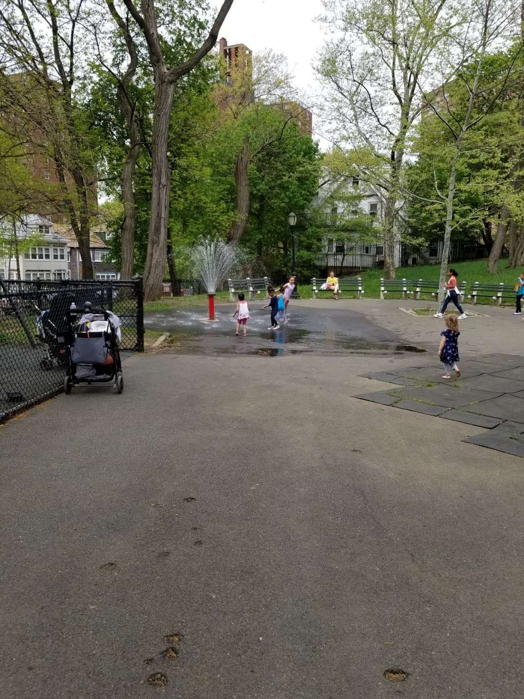 Fort Independence Playground - park  | Photo 1 of 10 | Address: Sedgwick Ave. &, W 238th St, The Bronx, NY 10463, USA | Phone: (212) 639-9675