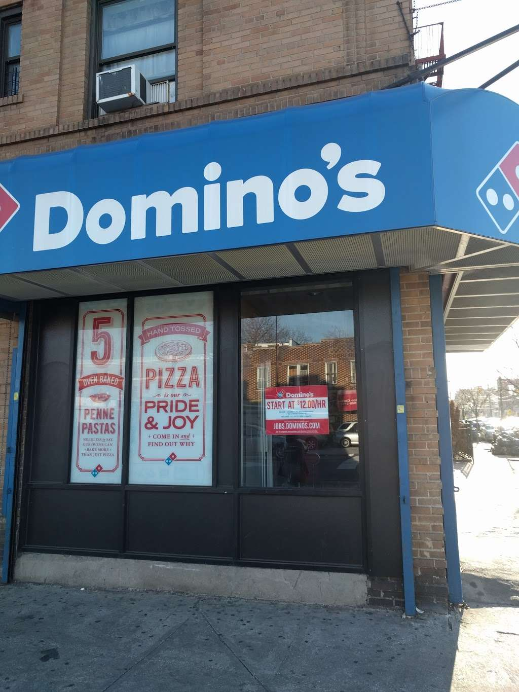 Dominos Pizza - meal delivery    Photo 3 of 10   Address: 835 Clarkson Ave, Brooklyn, NY 11203, USA   Phone: (718) 773-7444