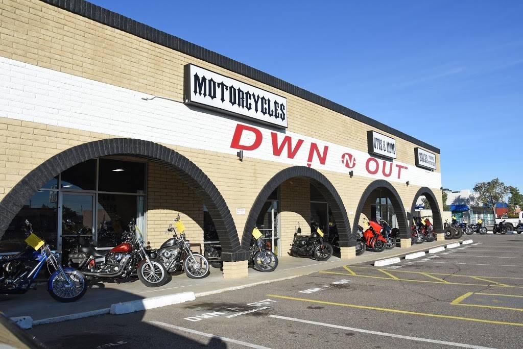 DWN N OUT Motorcycle Sales - car repair  | Photo 1 of 10 | Address: 15010 N Cave Creek Rd, Phoenix, AZ 85022, USA | Phone: (602) 422-9333