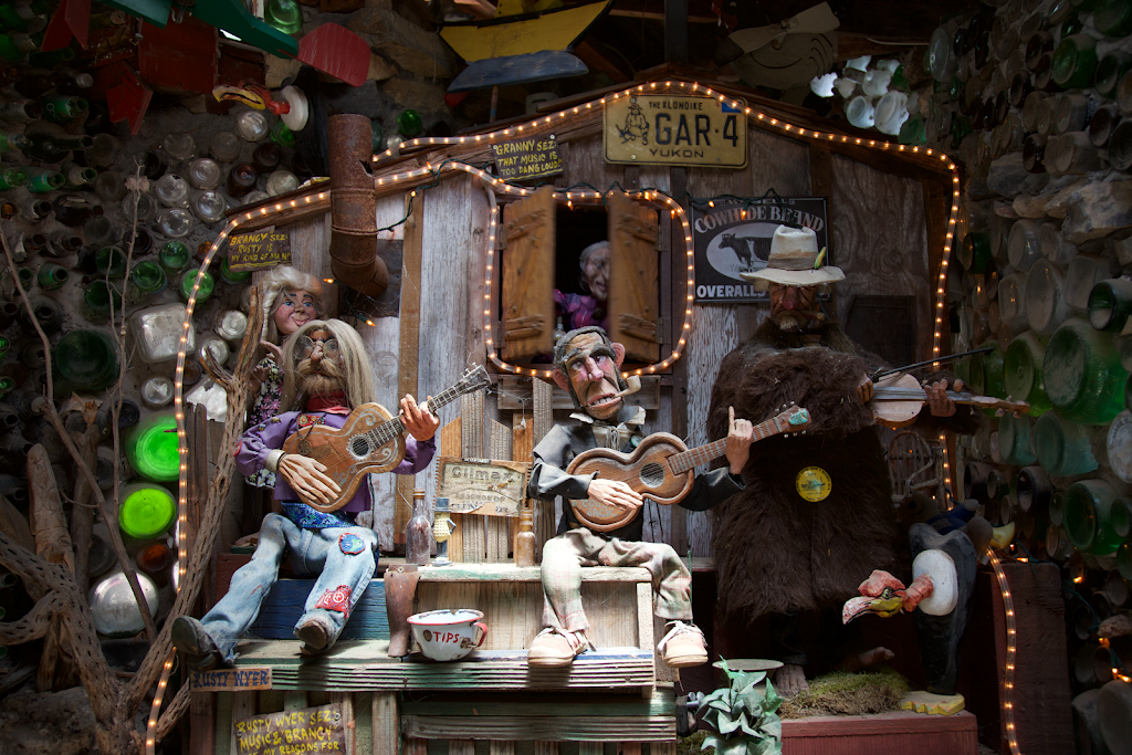 Tinkertown Museum - art gallery  | Photo 4 of 8 | Address: 121 Sandia Crest Rd, Sandia Park, NM 87047, USA | Phone: (505) 281-5233