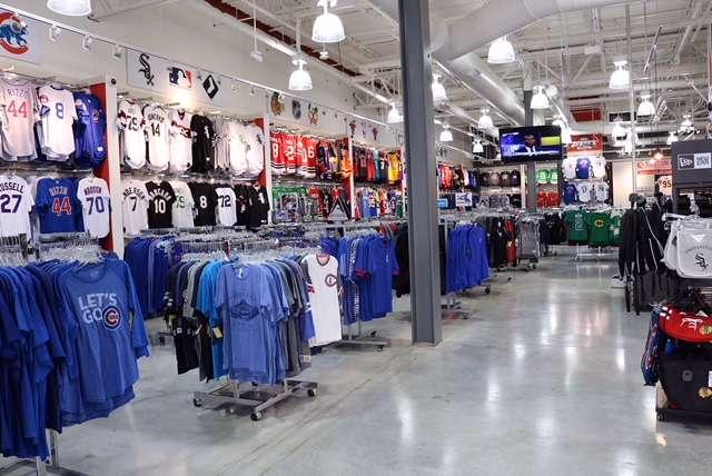 Pro Jersey Sports - clothing store  | Photo 2 of 10 | Address: 635 E Boughton Rd Suite 120, Bolingbrook, IL 60440, USA | Phone: (800) 628-0480