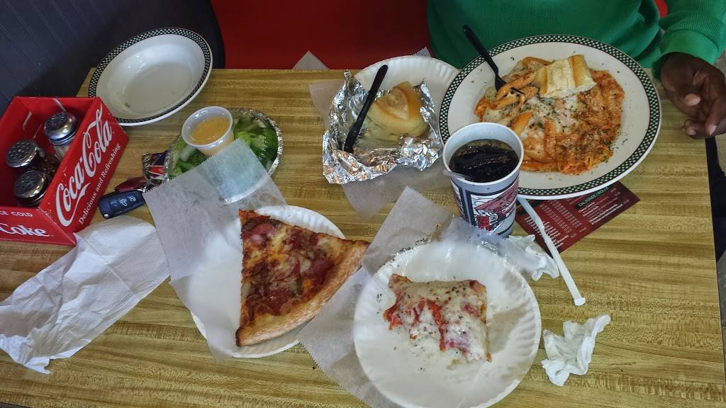 Sergios Pizza - meal delivery  | Photo 6 of 10 | Address: 7440 Louisburg Rd, Raleigh, NC 27616, USA | Phone: (919) 876-3116