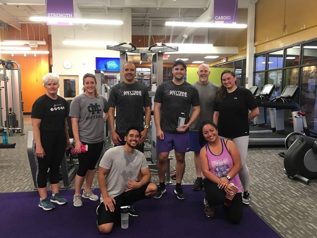 Anytime Fitness - gym  | Photo 9 of 10 | Address: 6945 Austin Bluffs Pkwy, Colorado Springs, CO 80923, USA | Phone: (719) 284-5200