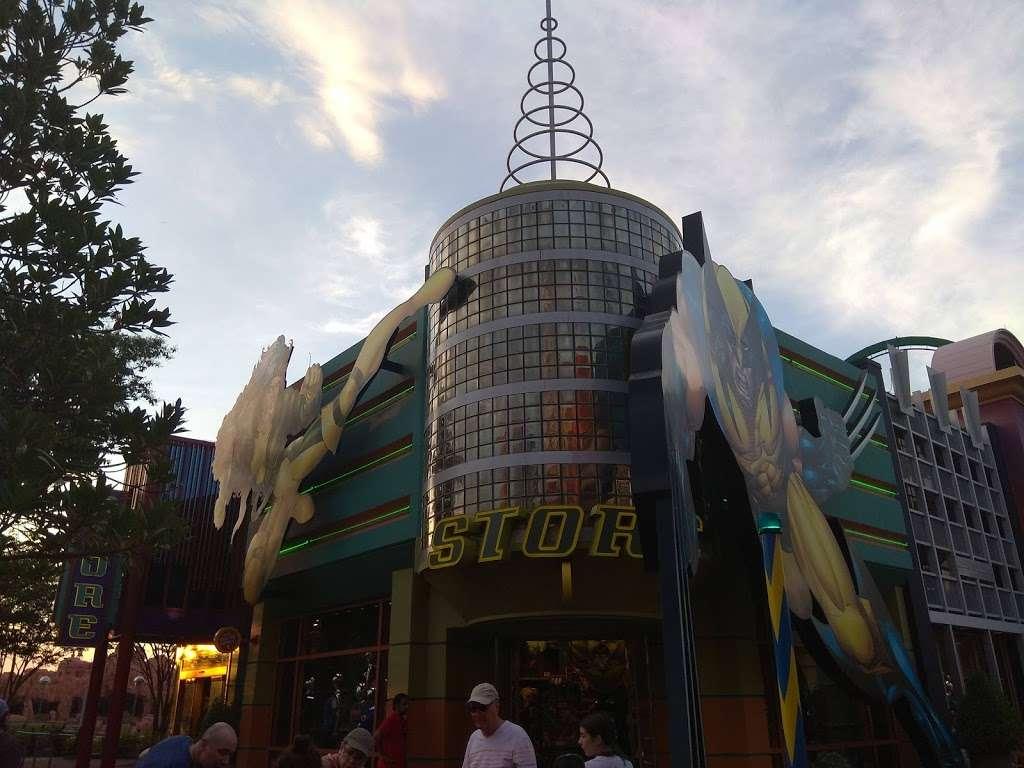 Marvel Alterniverse Store - store  | Photo 8 of 10 | Address: Florida Center, Universal Orlando Resort, Orlando, FL 32819, USA