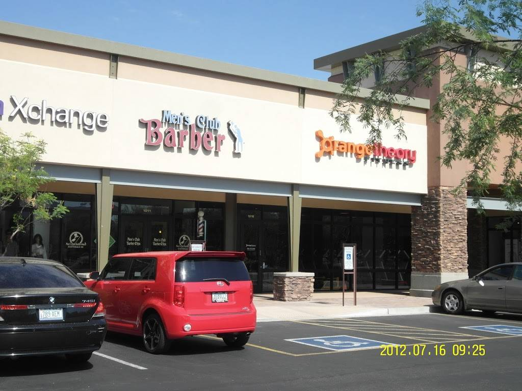 Mens Club Barbershop - hair care  | Photo 8 of 8 | Address: 7000 E Mayo Blvd, Phoenix, AZ 85054, USA | Phone: (480) 538-0999
