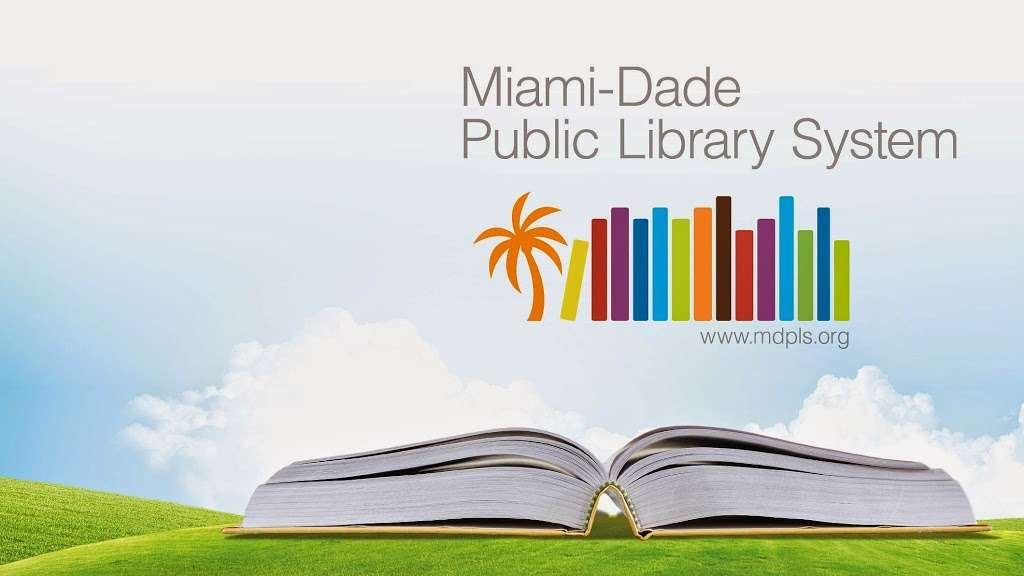 Culmer Overtown Branch Library - library  | Photo 7 of 9 | Address: 350 NW 13th St, Miami, FL 33136, USA | Phone: (305) 579-5322