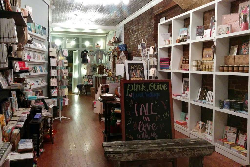 Pink Olive East Village - clothing store  | Photo 2 of 10 | Address: 4938, 439 E 9th St, New York, NY 10009, USA | Phone: (212) 780-0036