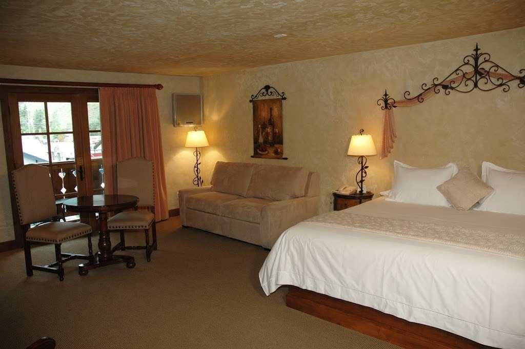 Hotel Chateau Chamonix - lodging    Photo 2 of 9   Address: 1414 Argentine St, Georgetown, CO 80444, USA   Phone: (303) 569-1109