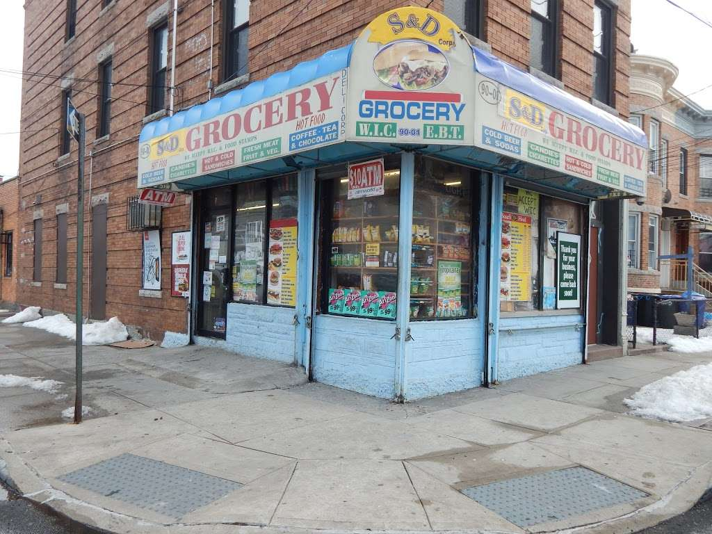 S & D DELI AND GROCERY CORP - store  | Photo 3 of 10 | Address: 90-01 77th St, Woodhaven, NY 11421, USA | Phone: (347) 960-7506