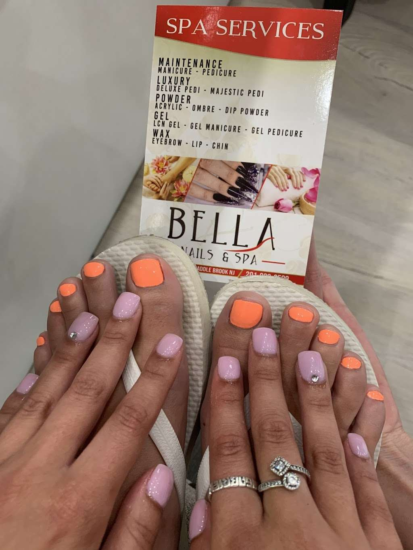Bella Nails & Spa - shopping mall  | Photo 3 of 10 | Address: 110 Market St, Saddle Brook, NJ 07663, USA | Phone: (201) 909-8599
