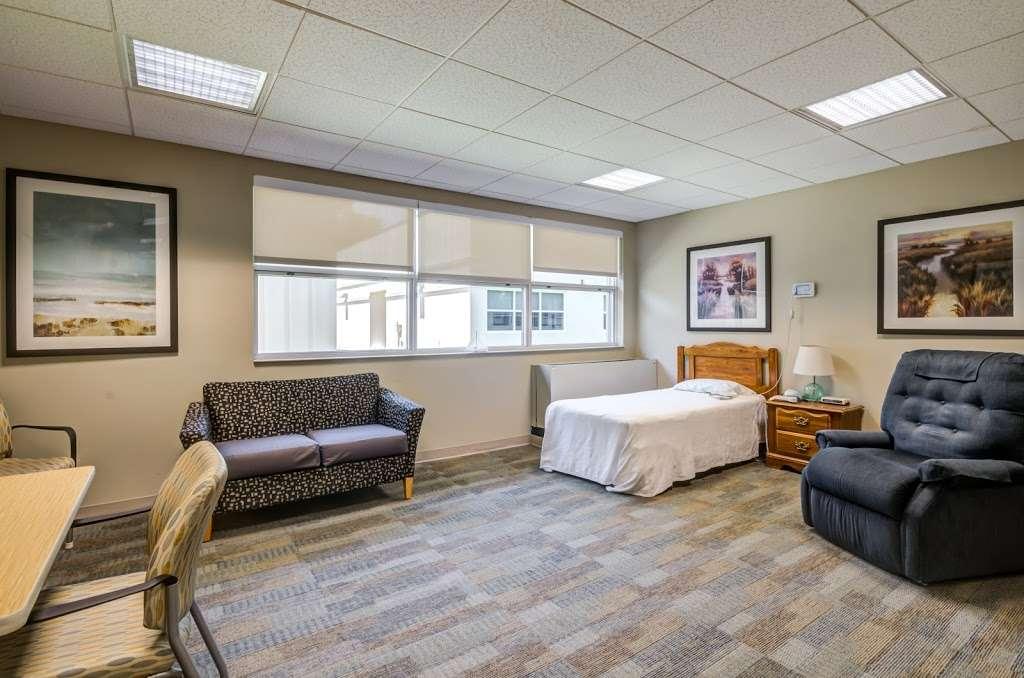 Encompass Health Rehabilitation Hospital of Salisbury - hospital  | Photo 9 of 9 | Address: 220 Tilghman Rd, Salisbury, MD 21804, USA | Phone: (410) 546-4600