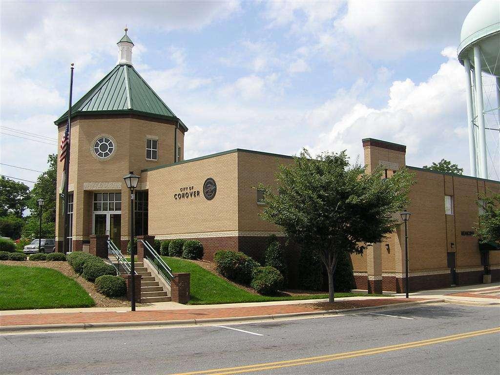 City of Conover - city hall    Photo 2 of 3   Address: 101 1st St E, Conover, NC 28613, USA   Phone: (828) 464-1191