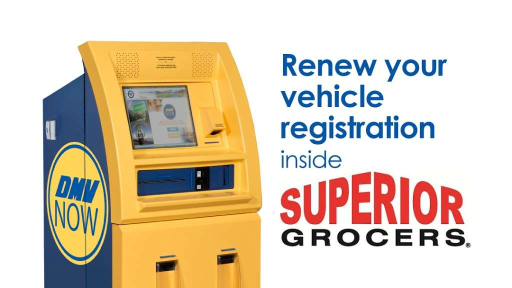 California DMV Now Kiosk - local government office  | Photo 2 of 2 | Address: 1201 W Whittier Blvd, Montebello, CA 90640, USA | Phone: (866) 955-5258