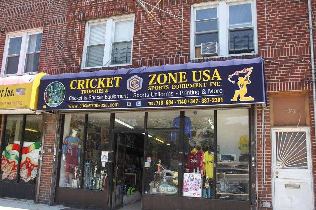 Cricket Zone Trophy World - store  | Photo 2 of 7 | Address: 1656 Castle Hill Ave, Bronx, NY 10462, USA | Phone: (718) 684-1140