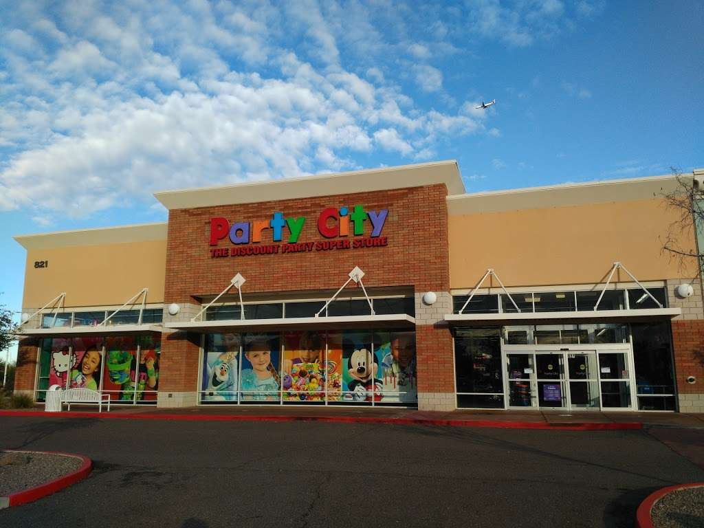 Party City - home goods store  | Photo 4 of 10 | Address: 821 N Dobson Rd, Mesa, AZ 85201, USA | Phone: (480) 668-9000