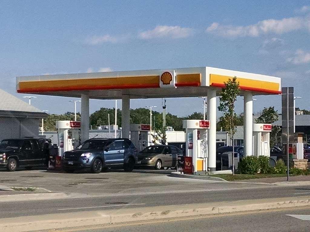 Shell - gas station    Photo 4 of 4   Address: 6101 South La Grange Road, Countryside, IL 60525, USA   Phone: (708) 354-0155