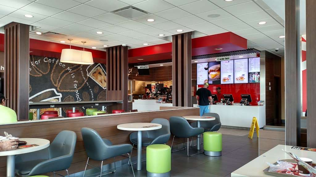 McDonalds - cafe    Photo 3 of 10   Address: 3971 Barker Cypress Rd, Houston, TX 77084, USA   Phone: (281) 345-6782