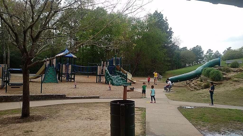 Terramont Park - park  | Photo 3 of 10 | Address: 8500 Terramont Dr, The Woodlands, TX 77382, USA | Phone: (281) 210-3800