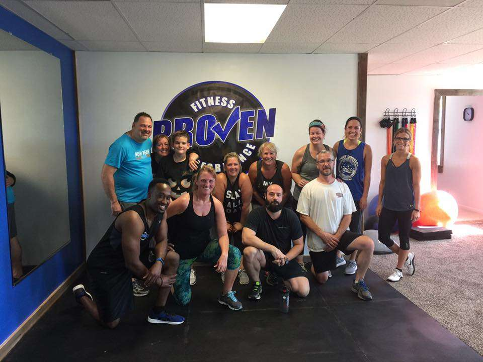 Proven Fitness & Performance - gym  | Photo 8 of 10 | Address: 2030 Baron Dr #107, Sycamore, IL 60178, USA | Phone: (224) 333-1451