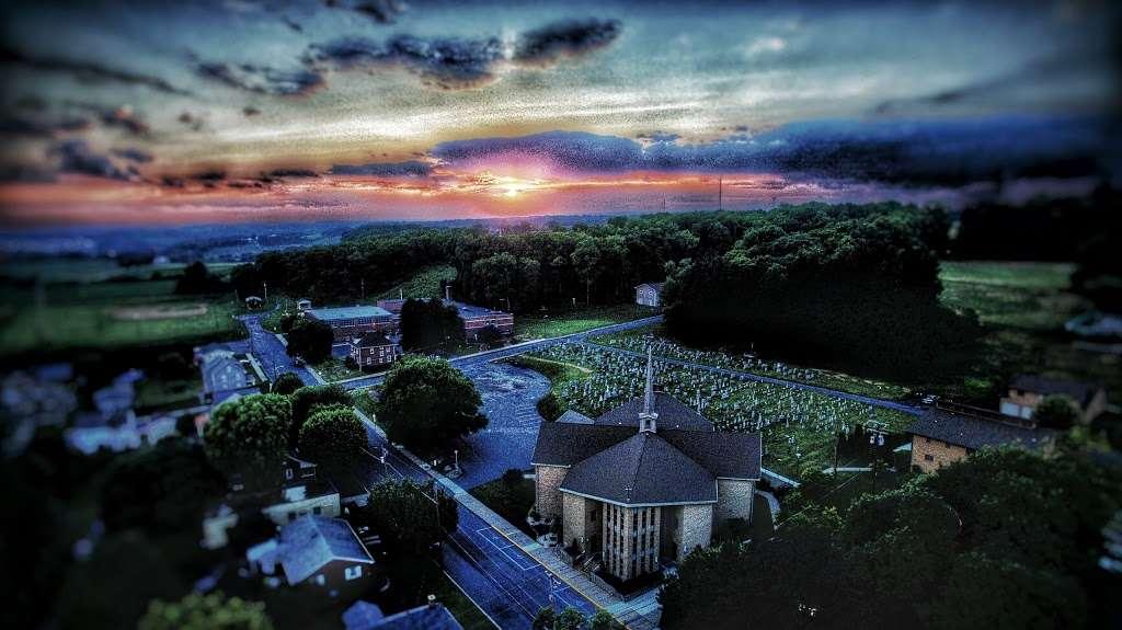 Holy Family Church - church  | Photo 5 of 5 | Address: 410 W Center St, Nazareth, PA 18064, USA | Phone: (610) 759-0870