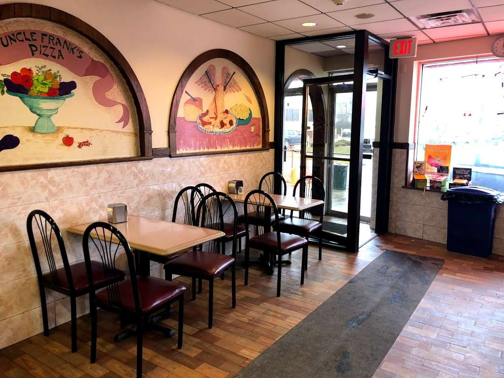 Uncle Franks Pizza - meal delivery  | Photo 1 of 10 | Address: 140 Veterans Plaza, Dumont, NJ 07628, USA | Phone: (201) 385-2854