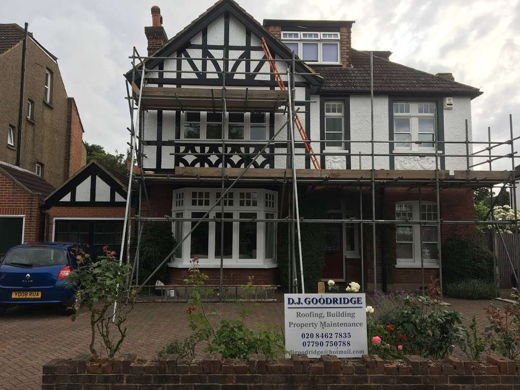 DJ Goodridge Roofing and Building - roofing contractor    Photo 2 of 4   Address: Hayes, Bromley BR2 9EE, UK   Phone: 020 8462 7835