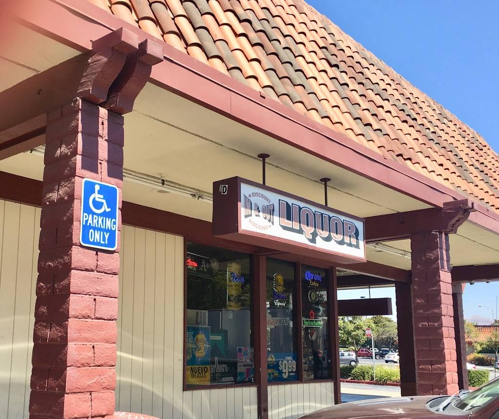 In & Out Discount Liquor - convenience store  | Photo 3 of 5 | Address: 36800 Cedar Blvd, Newark, CA 94560, USA | Phone: (510) 792-2210