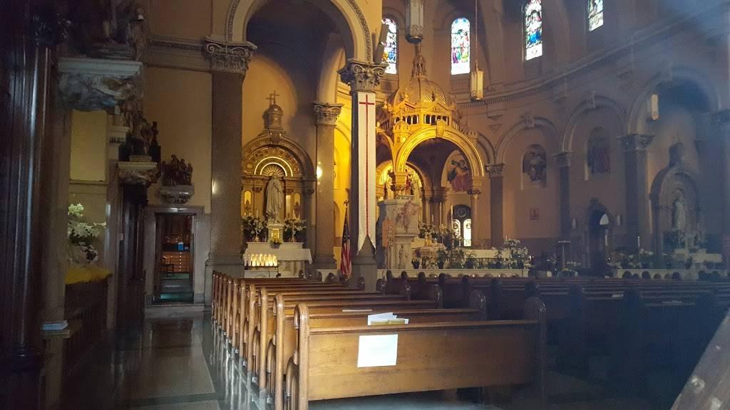 St Mary Church - church  | Photo 1 of 6 | Address: 210 Garnier St, Pittsburgh, PA 15215, USA | Phone: (412) 784-8700