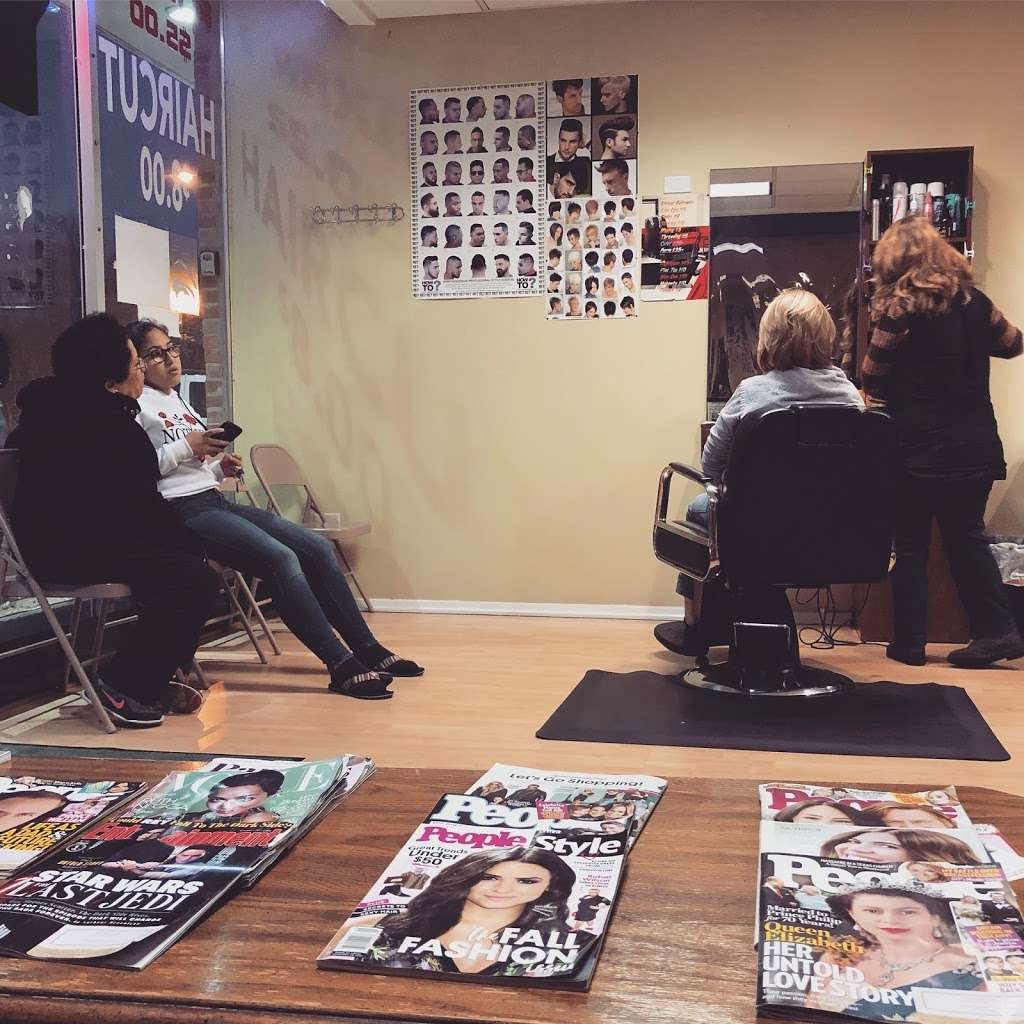 Nisis Hair Care - hair care  | Photo 9 of 10 | Address: 7847 W Belmont Ave, Elmwood Park, IL 60707, USA | Phone: (708) 695-9382