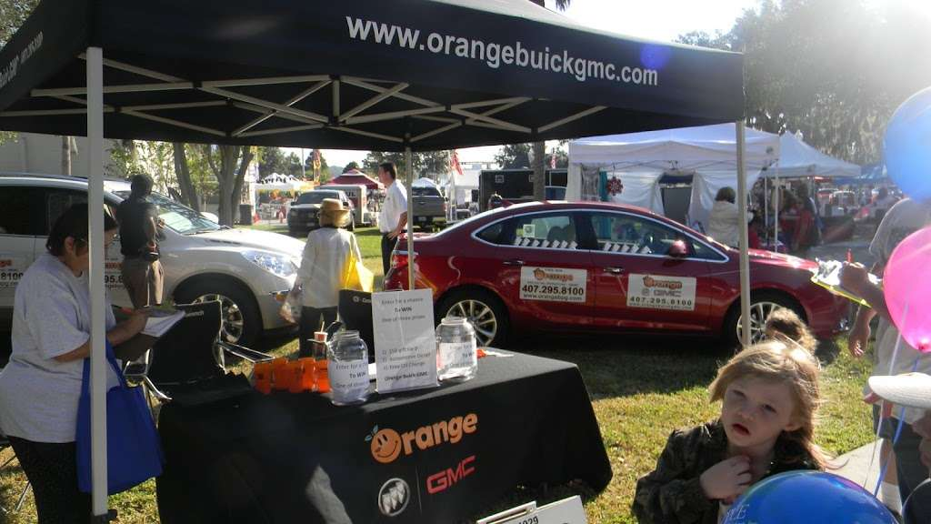 Orange Buick GMC - car dealer  | Photo 9 of 10 | Address: l, 3883 W Colonial Dr, Orlando, FL 32808, USA | Phone: (407) 295-8100