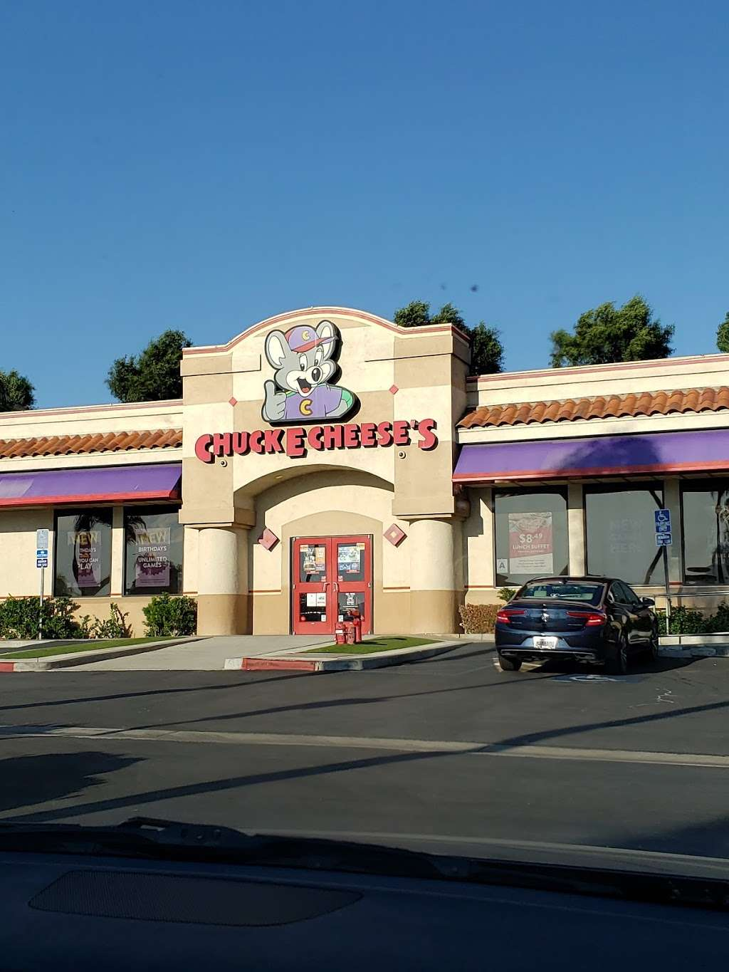 Chuck E. Cheeses - restaurant  | Photo 3 of 10 | Address: 191 N McKinley St, Corona, CA 92879, USA | Phone: (951) 279-9903