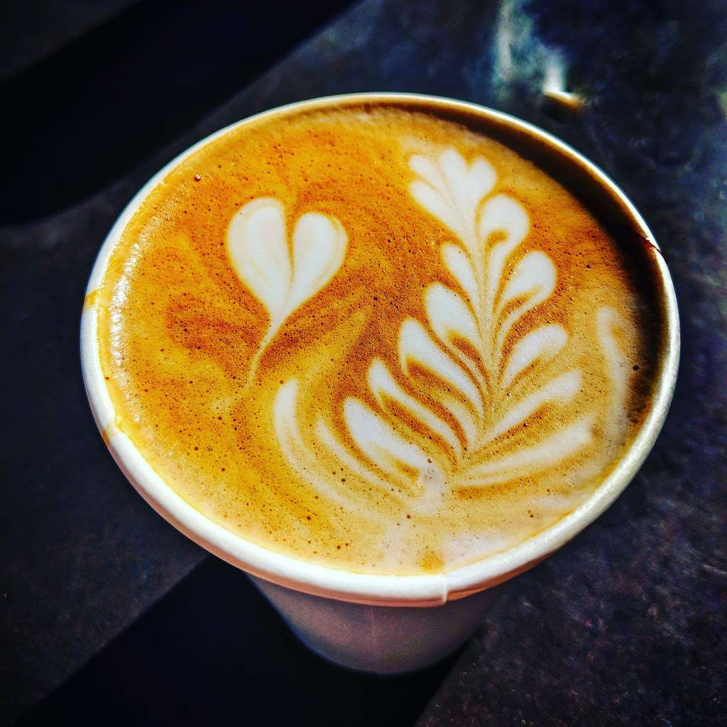 M Street Coffee - art gallery    Photo 3 of 10   Address: 13251 Moorpark St, Sherman Oaks, CA 91423, USA   Phone: (818) 907-1400