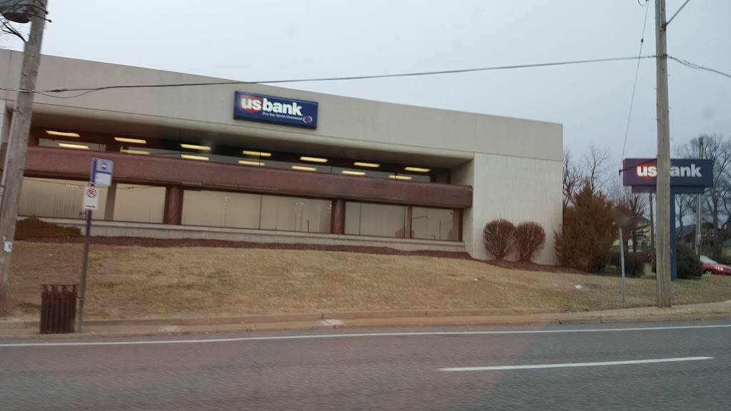 U.S. Bank Branch - bank  | Photo 1 of 7 | Address: 201 N Florissant Rd, Ferguson, MO 63135, USA | Phone: (314) 524-0503