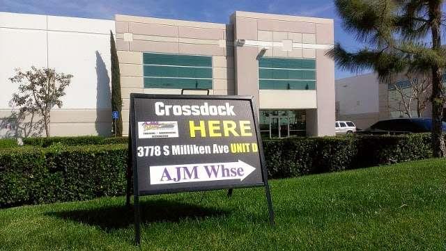 AJM Delivery Service Inc - moving company  | Photo 3 of 4 | Address: 3778 S Milliken Ave Unit D, Eastvale, CA 91752, USA | Phone: (951) 685-7886