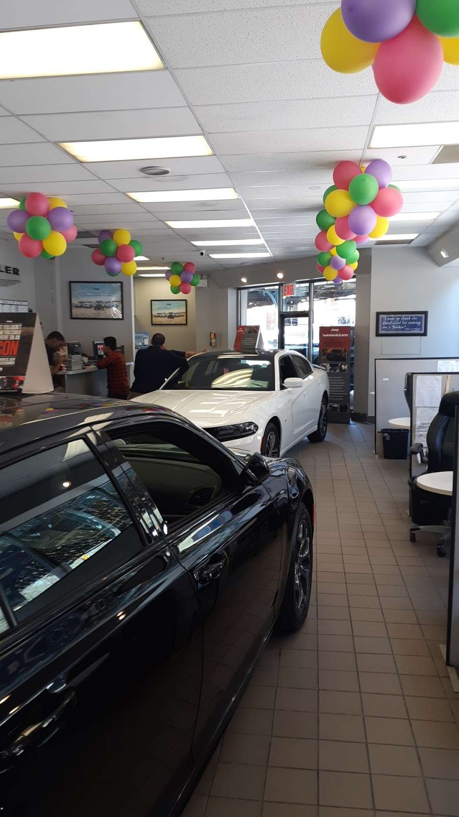 Riverdale Chrysler Jeep Dodge Ram - car dealer  | Photo 1 of 10 | Address: 5869 Broadway, Bronx, NY 10463, USA | Phone: (718) 548-2800
