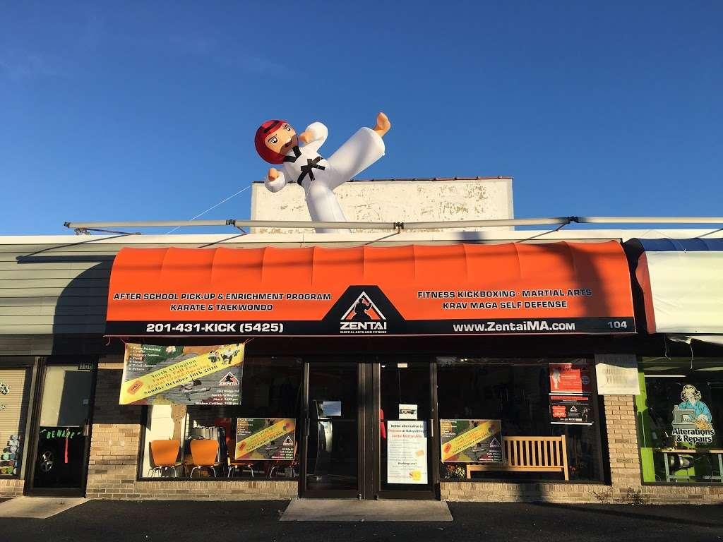 Zentai Martial Arts and After School Program - gym  | Photo 1 of 10 | Address: 575 Ridge Rd, North Arlington, NJ 07031, USA | Phone: (201) 431-5425