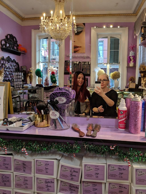 Fifi Mahonys - hair care    Photo 6 of 10   Address: 934 Royal St, New Orleans, LA 70116, USA   Phone: (504) 525-4343