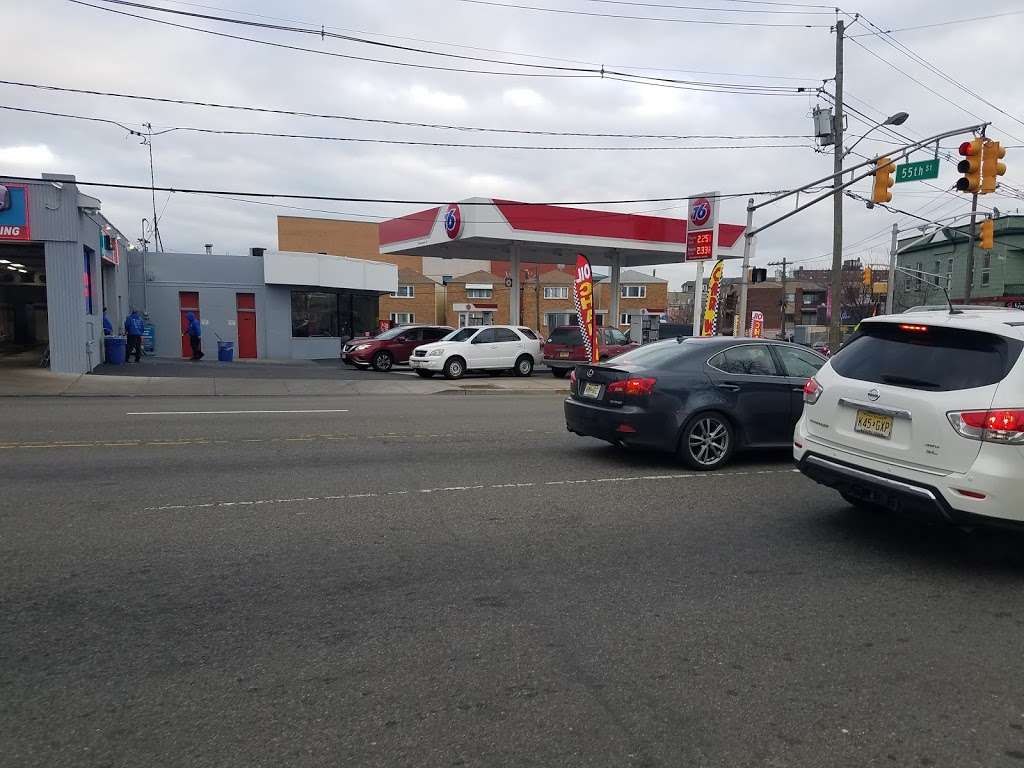 76 - gas station  | Photo 5 of 10 | Address: 5500 John Fitzgerald Kennedy Blvd, West New York, NJ 07093, USA | Phone: (201) 803-2813