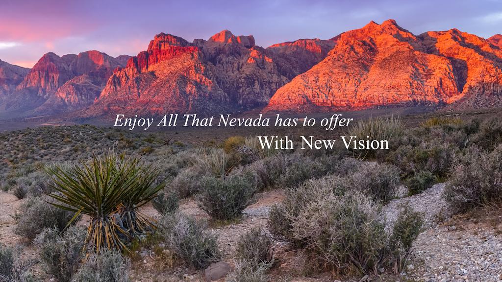 New Eyes - health    Photo 5 of 10   Address: 7305 S Pecos Rd, Las Vegas, NV 89120, USA   Phone: (702) 485-5000